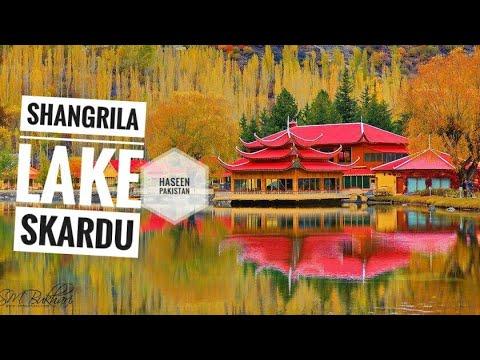Shangrila Lake Skardu | Shangrila Resort Pakistan  | Shangrila Hotel Skardu, Gilgit Baltistan