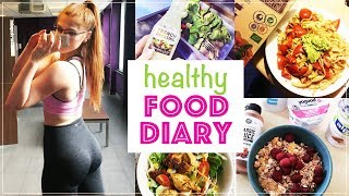 Was esse ich so?🙊🥗 GESUNDES FITNESSFOOD DIARY #7 💖💪🏽