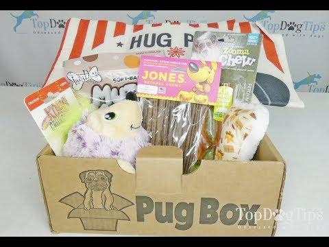 Pug Box Subscription Box Review