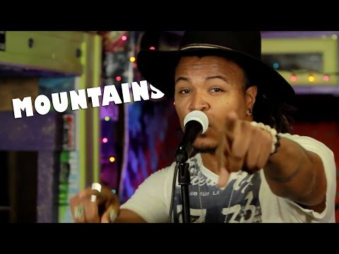 """PRINTZ BOARD & THE BOARDMEMBERZ - """"Mountains"""" (Live in Los Angeles, CA) #JAMINTHEVAN"""