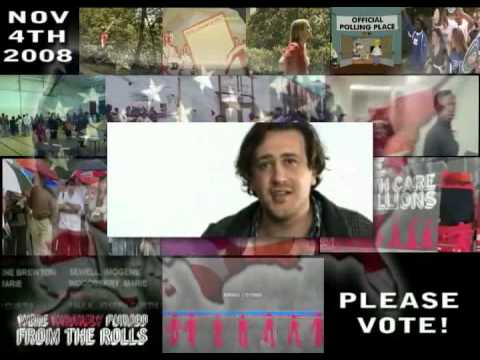 Vote Because You Care: Nov. 4th, 2008 - Every Vote Counts!: Pimped Ad