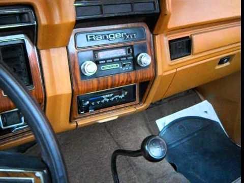 Ford F250 Manual Transmission Ford F-100 Ranger V8 (VENDIDO).wmv - YouTube
