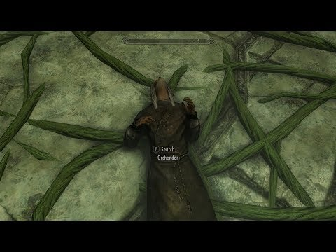 SkyrimSE eps#47 Broud Closing In On Orchendor