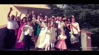 Свадьба в Евпатории: Василий и Валерия - клип с лучшими моментами свадебного фильма