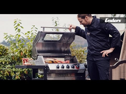 Enders Gasgrill Simple Clean : Enders monroe sik turbo grillforum und bbq