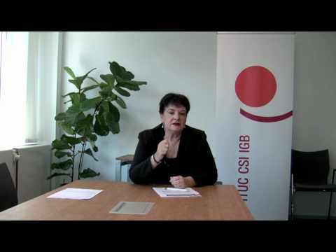 Sharan Burrow - Message to Mining and Maritime
