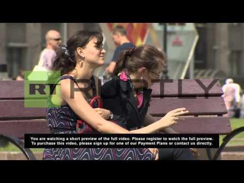 Of Russian Women Who Smoke