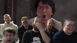 DRUNKEN MASTER 2 End Fight Scene Reaction and Discussion