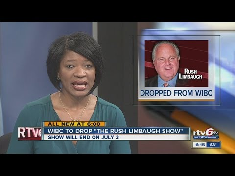 WIBC dropping Limbaugh show