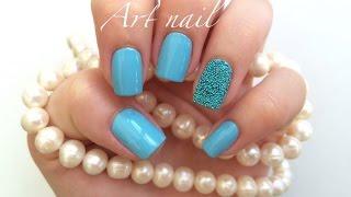 Дизайн Ногтей с Бульонками (Икорный 3D Маникюр) Caviar Nails DIY