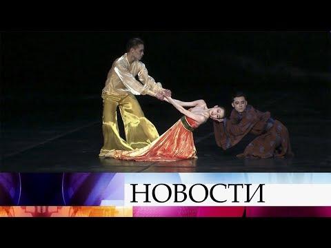 В Москве стартовал Чеховский театральный фестиваль.