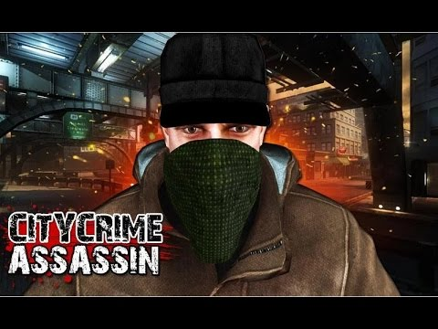 City Crime: Mafia Assassin 3D - Android Gameplay HD