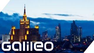 Moskau - Stadt der Gegensätze | Galileo | ProSieben
