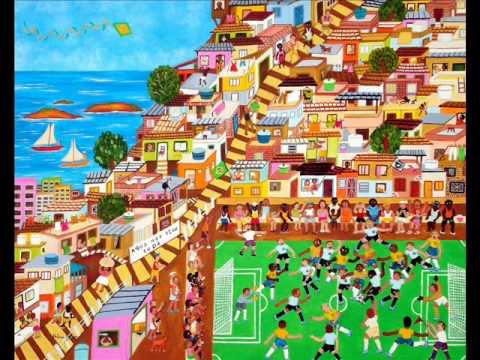 Drumagick - Favela Jazz