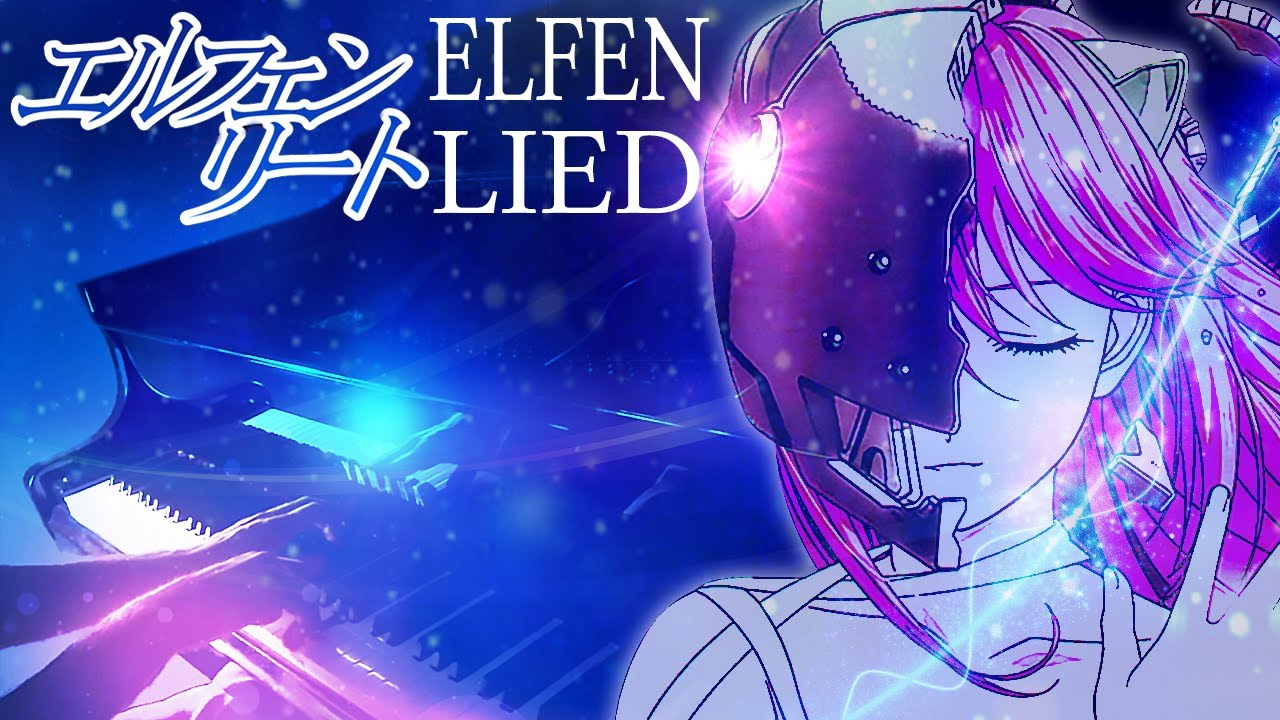 900 Free Anime Ost Music Playlists: Elfen Lied (Piano Cover, Classical Guitar VST