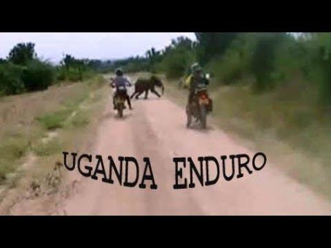 Africa Uganda Rwanda Enduro Adventure Bunyonyi QENP Ishasha Bwindi Mutanda