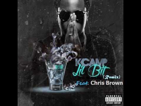 K Camp - Lil Bit (Remix) feat. Chris Brown