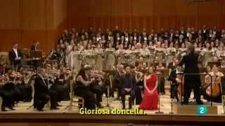 Dulcissime.Carmina Burana.Carl Orff.Raquel Lojendio,soprano