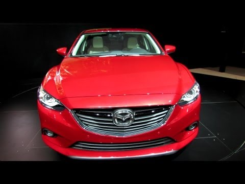 2014 Mazda 6 Diesel - Exterior and Interior Walkaround - 201
