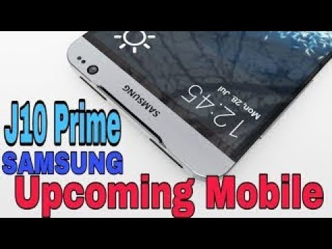 Samsung Galaxy J10 And J10 Prime Official 2018 Upcoming