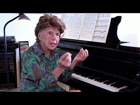 Colette, una virtuosa de 106 años que lleva más de un siglo al piano