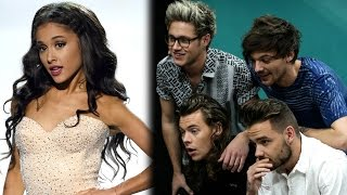 One Direction & Ariana Grande Dominated Twitter in 2015