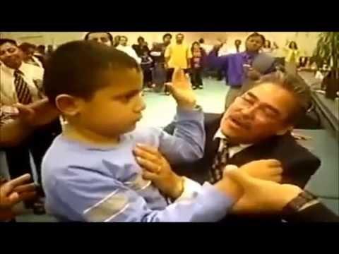 você acredita em milagres,cura do menino autista