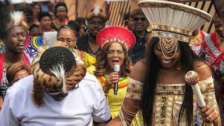 khaya mthethwa ntandoyenkosi kunene traditional wedding watch it
