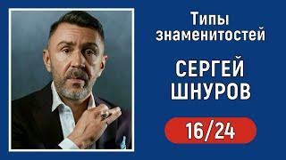 Сергей Шнуров. Типы по соционике и психософии. Практический разбор.
