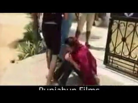 Emotional  NRI Punjabi Boy home coming surprise