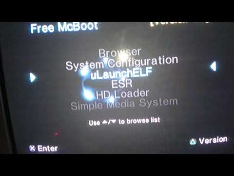 Full Download] Adding Opl To Free Mc Boot Fmcb Menu Ps2