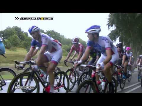 Summary - Stage 2 (Utrecht / Zélande) - Tour de France 2015