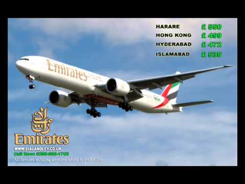 best Cheap Flights to Dubai with Emirates.flv  full