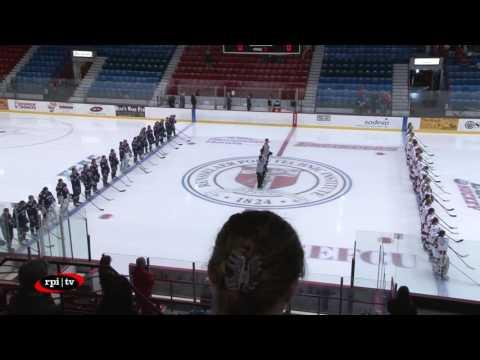 RPI Women's Hockey vs. University of Connecticut - Game 2
