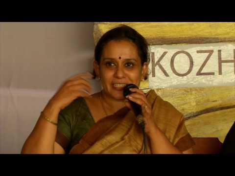 Woman at Home, on the Street and in Theatre @ Kerala Literature Festival Discussion 2017