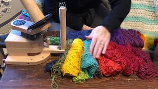 Tip: How to Get a Colorful Yarn Stash from Just One Skein