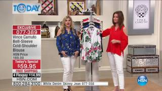 HSN | HSN Today: Vince Camuto Collection 04.25.2017 - 08 AM