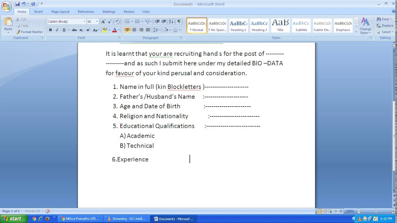 how to make an simple resume in microsoft word how to make an simple resume in microsoft word