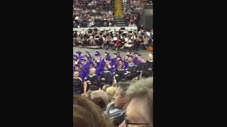 audri singing a moment like this by kelly clarkson 2016 graduation