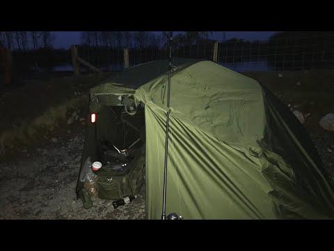 Vlog 6 Back On Little Moss Nook Still Learning .*Winter Carp Fishing*