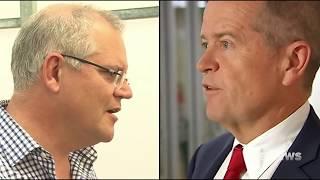 Seven + Nine News. PM Stitching Closed Rights Of Schools.(LGBTP)(Australia)