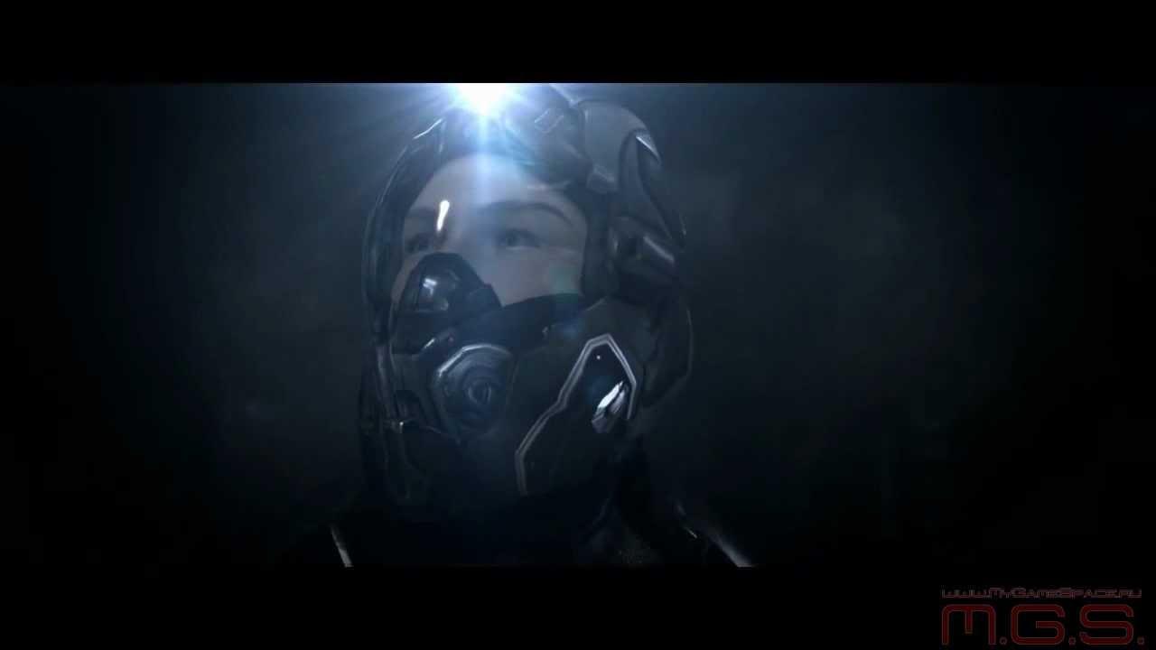 Видео EVE Online - Кинематографический трейлер