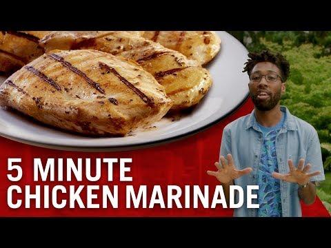 Quick & Easy Chicken Marinade   Flavor Maker Series   McCormick