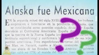 Alaska fue mexicana?