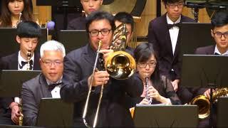 Johan de Meij T-bone Concerto For Trombone & Symphonic Band