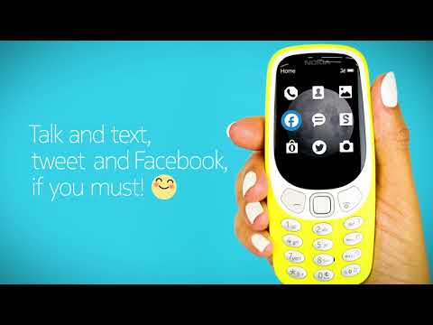 Nokia 3310 With 3G Support officially Announced - Full Specifications and Price in USA, Canada, India, Nigeria, Kenya