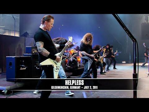 Metallica: Helpless (MetOnTour - Gelsenkirchen, Germany - 2011) Thumbnail image
