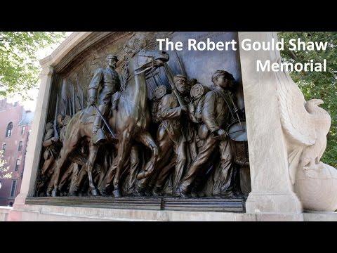 The Robert Gould Shaw Memorial, Boston