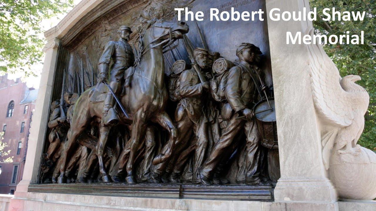 The Robert Gould Shaw Memorial Boston Youtube