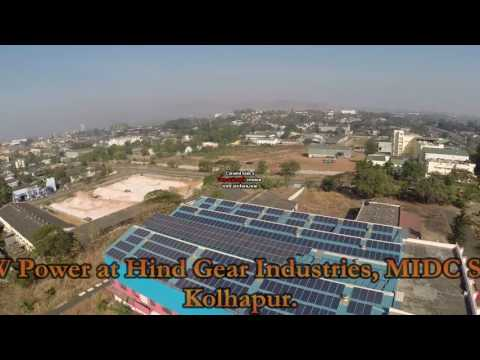Renutron Power Solutions (I) Pvt. Ltd.On grid solar rooftop installations
